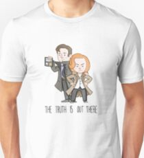 The X Files: The Truth Is Out There Unisex T-Shirt
