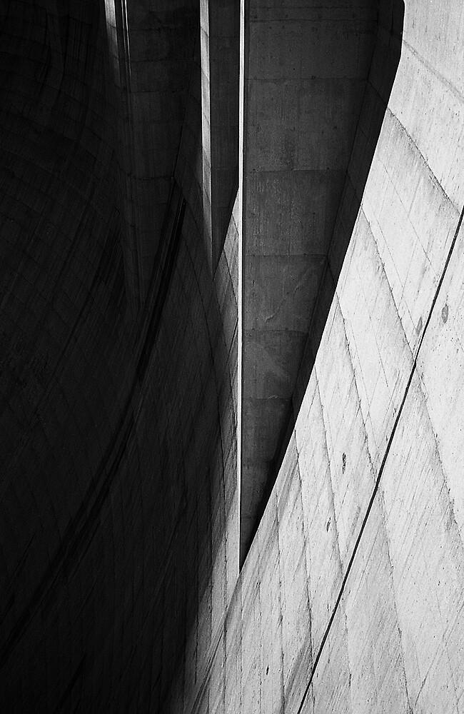 Hoover Dam by JimWhitham