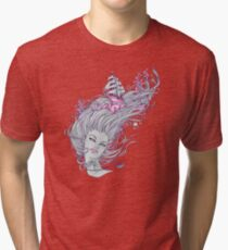 I Long for the Freedom of the Sea Tri-blend T-Shirt