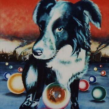 DOG by GerardG