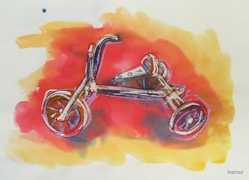 my first bike by lozmar