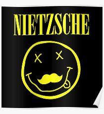 Nietzsche / Nirvana (Monsters of Grok) Poster