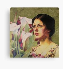Jane Canvas Print
