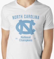 North Carolina 2017 National Champions T-Shirt