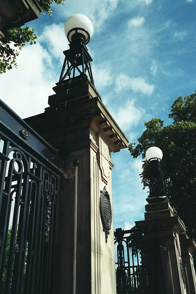 Hexham gateway by JimWhitham