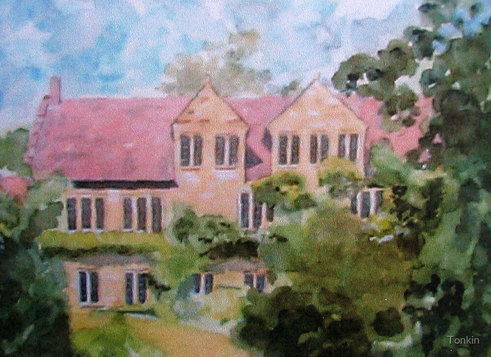 Court Mill House, Merriot, Somerset by Tonkin