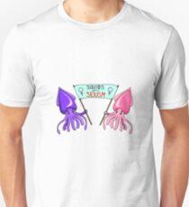 Squids Against Sexism Unisex T-Shirt