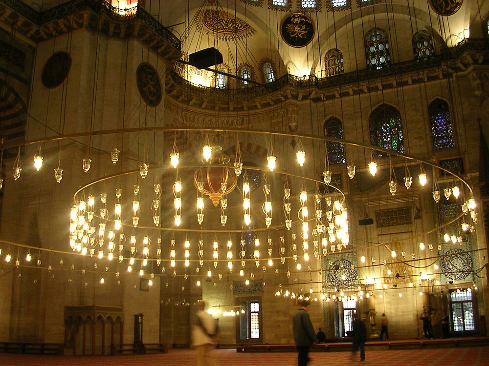 Süleymaniye Mosque by altix