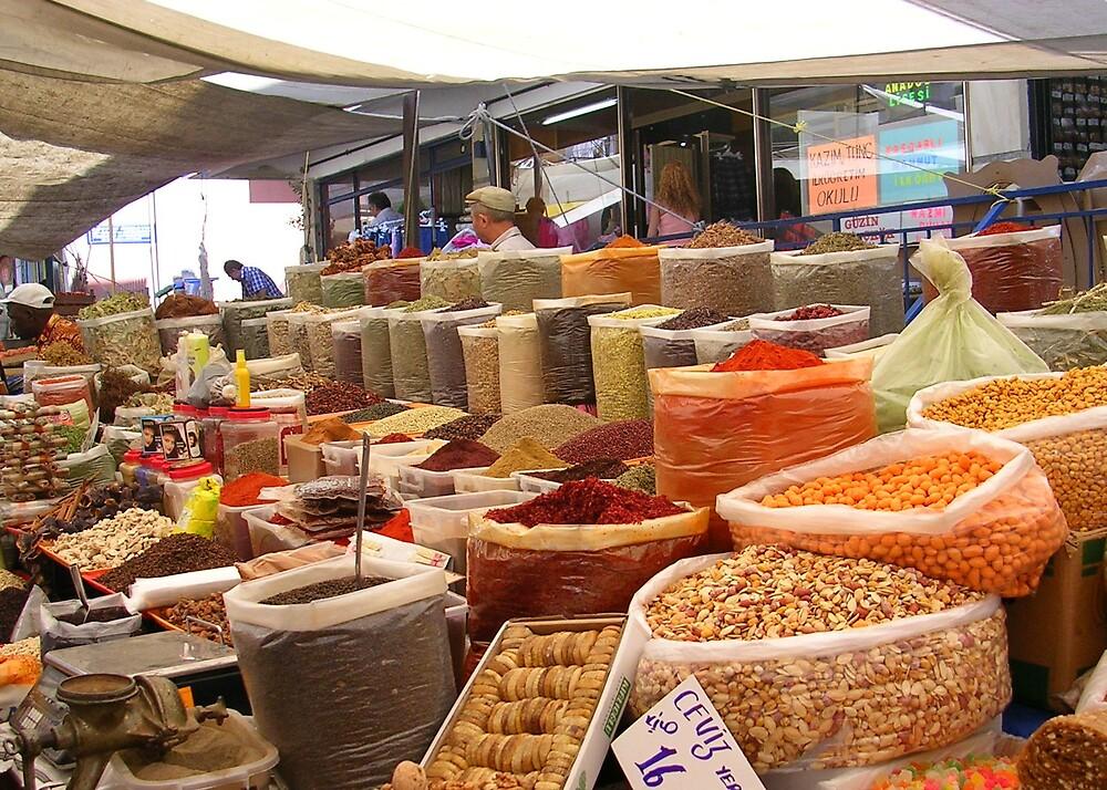 Turkish market by altix