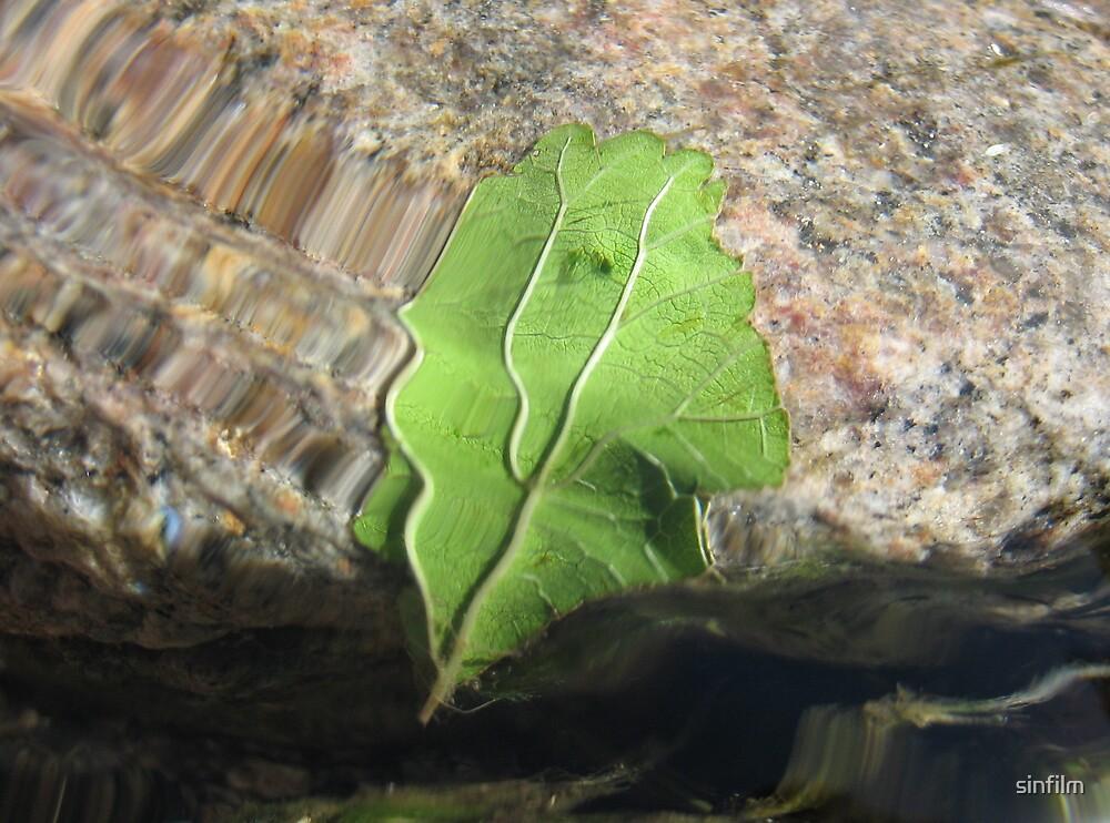 Verde agua by sinfilm