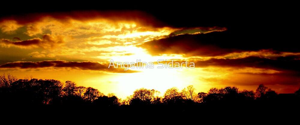 Golden by Angelina Sidarta