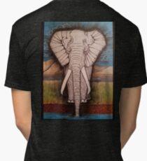 Birthday Girl Tri-blend T-Shirt