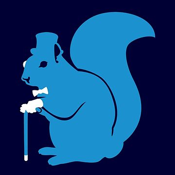 Sir Squirrel by amorphia