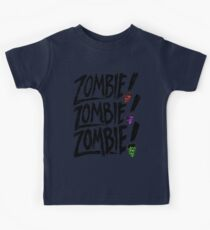 Zombie Zombie Zombie Kids Clothes