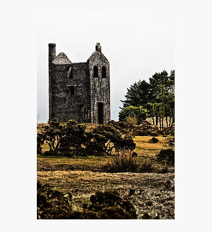 Old Engine House Photographic Print