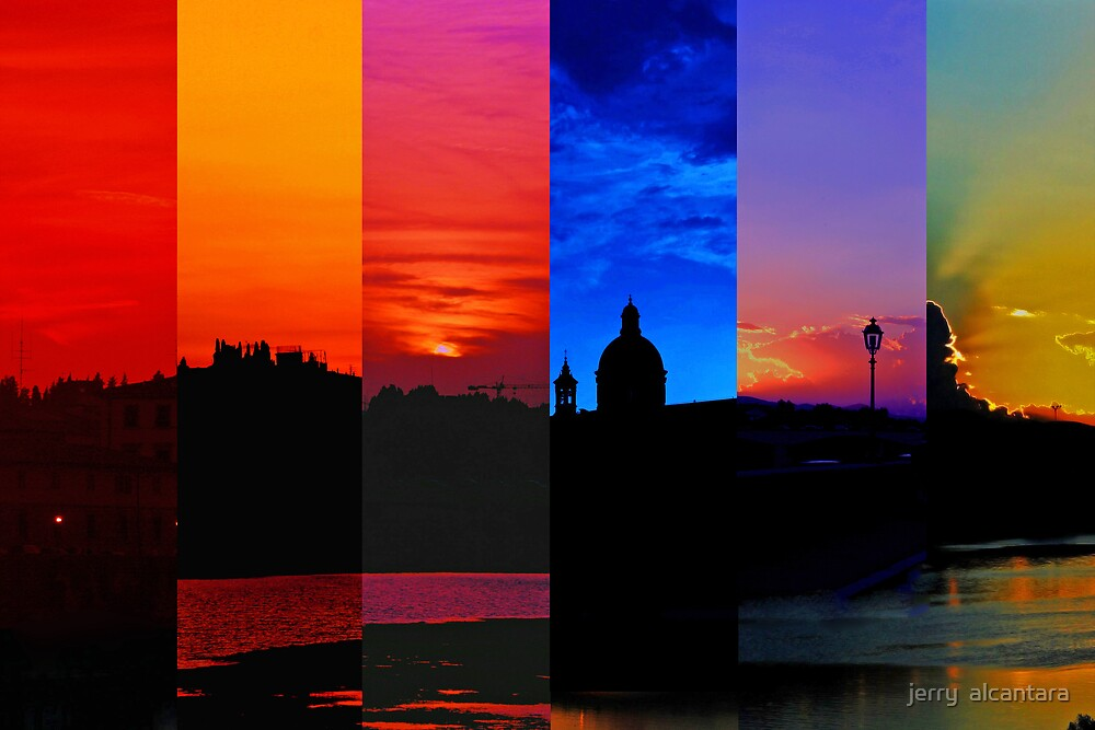 My Sunset Collection by jerry  alcantara