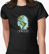 Earth Day - I'm With Her  T-Shirt
