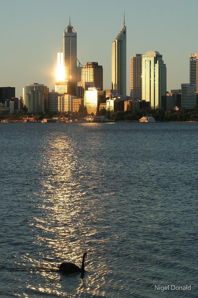 Perth Western Australia by Nigel Donald
