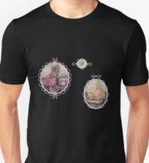 Tea Cats (Pattern Version) Unisex T-Shirt