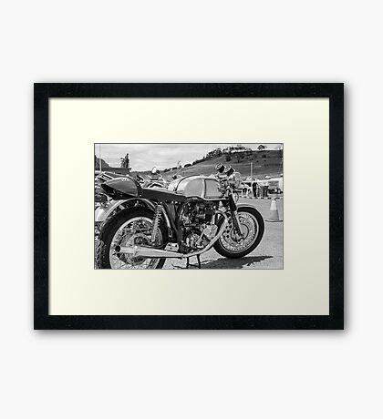 Triton Framed Print