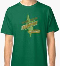 BRAWNDO the thirst mutilator (Idiocracy) Classic T-Shirt
