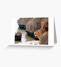 Rock Cakes Greeting Card