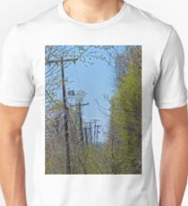 Telephone Poles T-Shirt