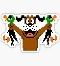 Duck Hunt Sticker