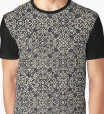floral vector wallpaper Graphic T-Shirt