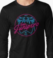 Black Mirror San Junipero NEON Long Sleeve T-Shirt