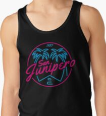 Black Mirror San Junipero NEON Tank Top