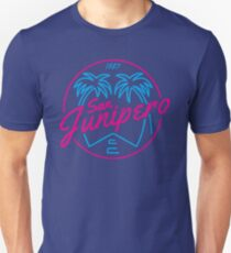Black Mirror San Junipero PLAIN Unisex T-Shirt