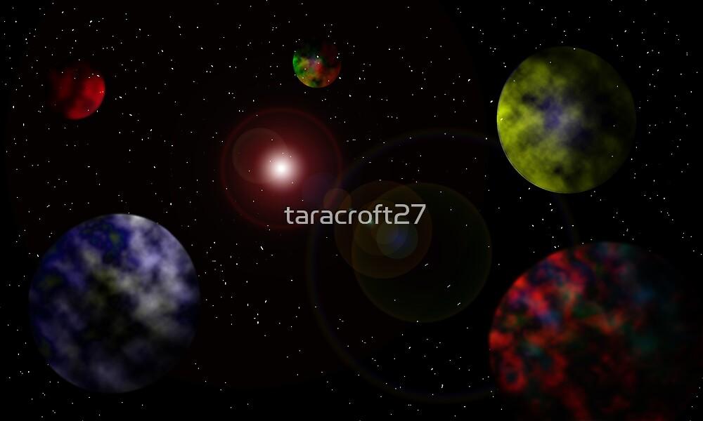 Far Escape by taracroft27