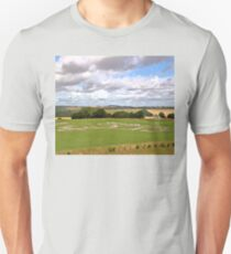 Old Sarum Cathedral Ruins Unisex T-Shirt