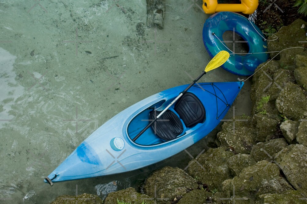 Kayak & Tube by Stacey Lynn Payne