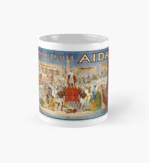 Taza clásica Aida - Anónimo - 1908