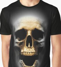 skull screaming in the dark  Graphic T-Shirt