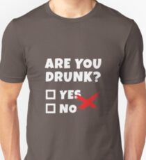 Funny Beer Drinking, Bar Party Humor Gag Gift  T-Shirt