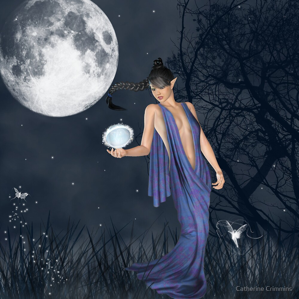 Night Time Magic by Catherine Crimmins