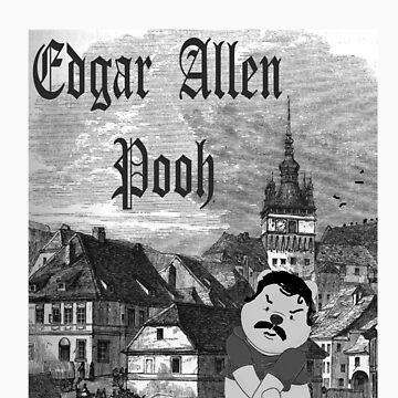 Edgar Allen Pooh by Danny