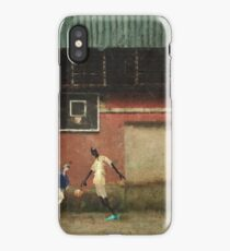 Basket at Vesna iPhone Case/Skin