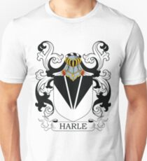 Harle Coat of Arms Unisex T-Shirt