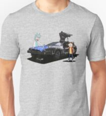 Rick and Morty Lost in Time T-Shirt