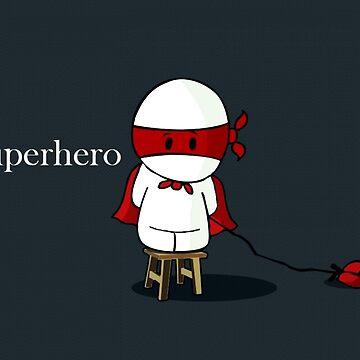 Little Superhero by missace1