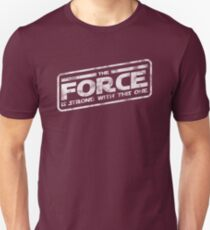 Star Wars - The Force Is Strong With This One Darkside T-Shirt