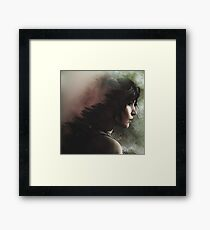 Lara Croft - Tomb Raider v10 Framed Print