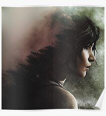 Lara Croft - Tomb Raider v10 Poster