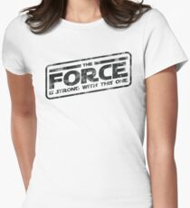 Star Wars - The Force Is Strong With This One Rebel T-Shirt
