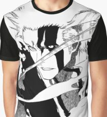 Bleach: Ichigo Merged Hollow Form Graphic T-Shirt