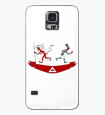Corporate Krampus Case/Skin for Samsung Galaxy